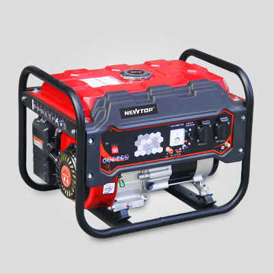 2_5KVA_2000W_220Volt_Electric_Start_Portable_Gasoline_Power_Generator